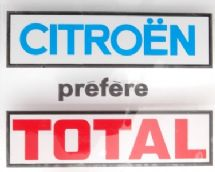 Citroen Prefer Total, rectangular